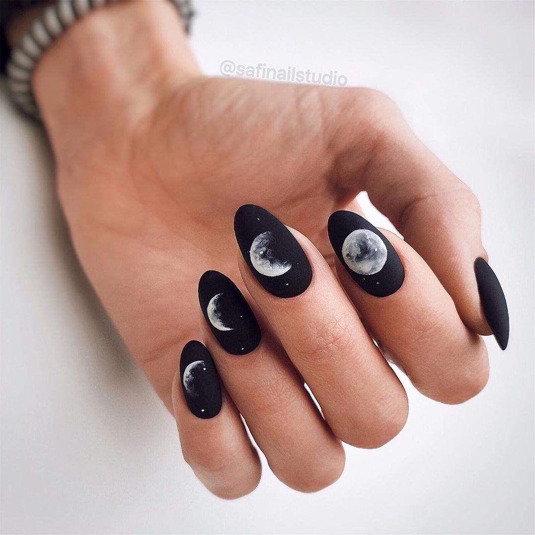 5 модных дизайнов ногтей, накоторые несмогут не