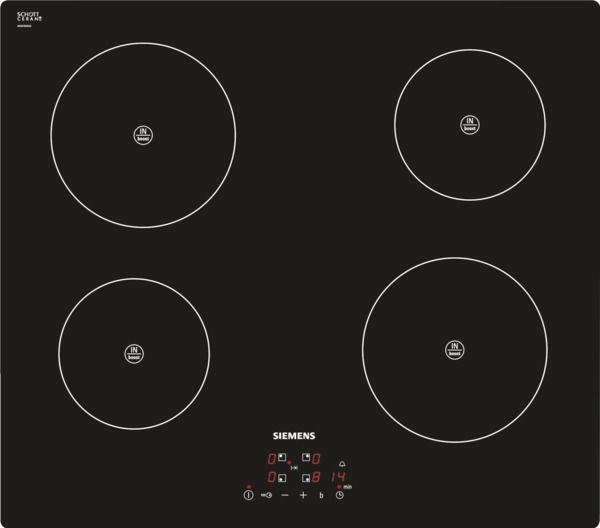 Siemens EH611BA18E Induction Hobs (With Images