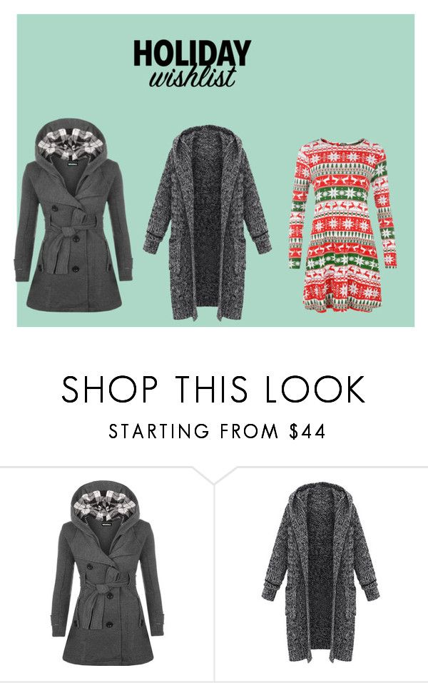 """""""holiday wishes"""" by marsha-j-rick ❤ liked on Polyvore featuring WearAll"""