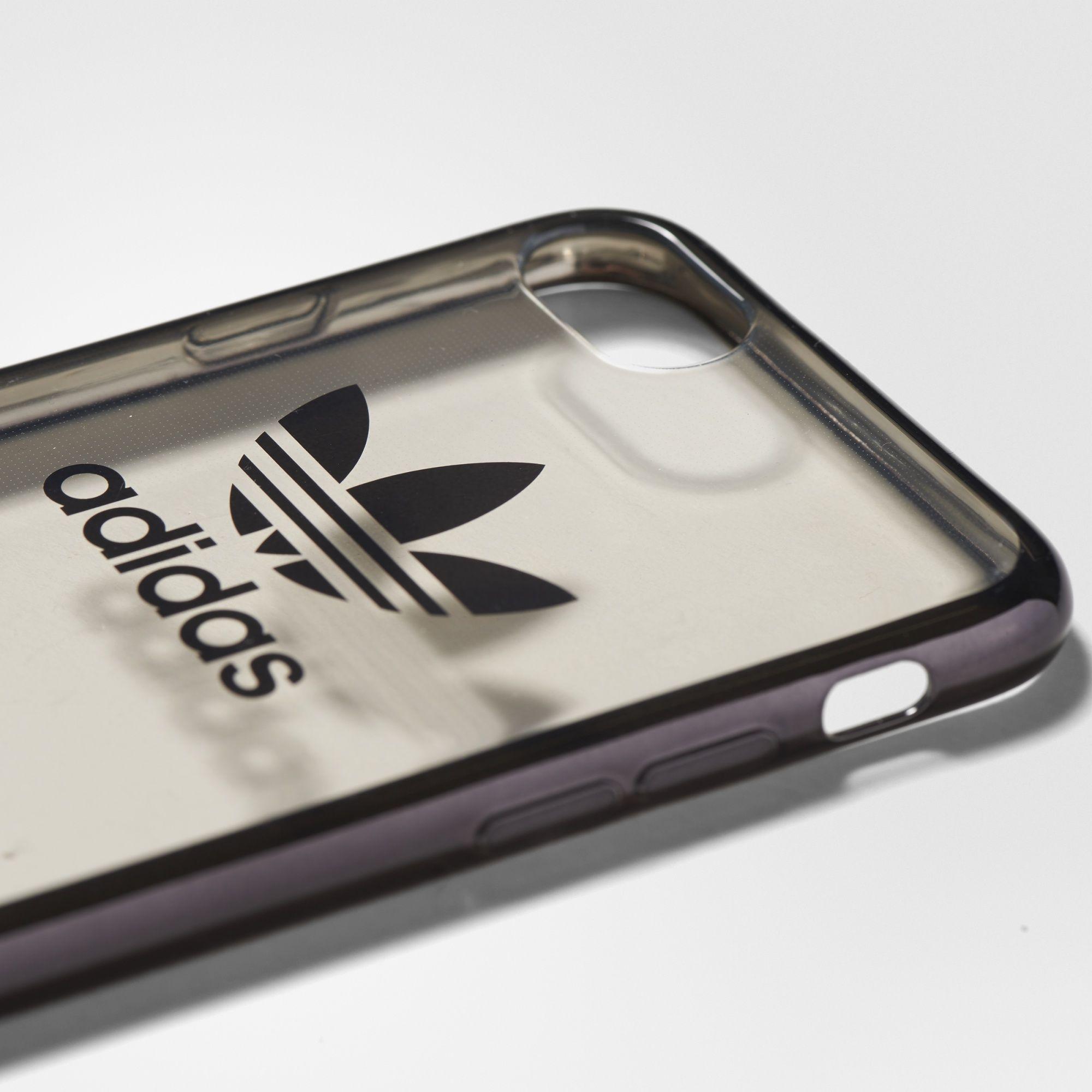 e495fdeb51ab adidas - Trefoil Clear Case iPhone 7