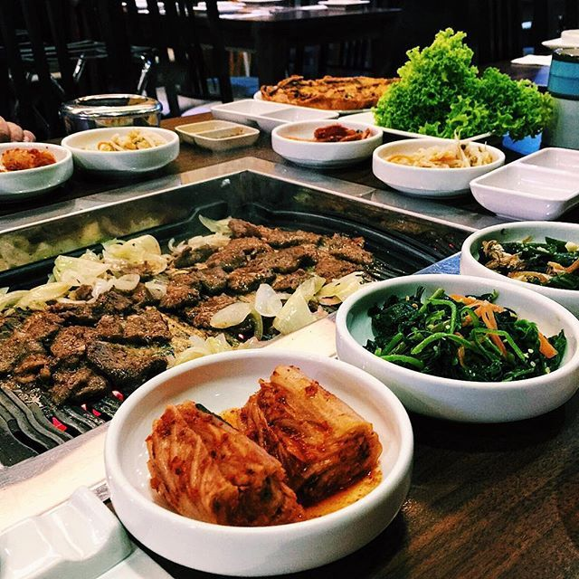 Top 6 Authentic Halal Korean Bbq Restaurants That You Will Regret Not Trying In 2020 Korean Bbq Restaurant Aesthetic Food Food