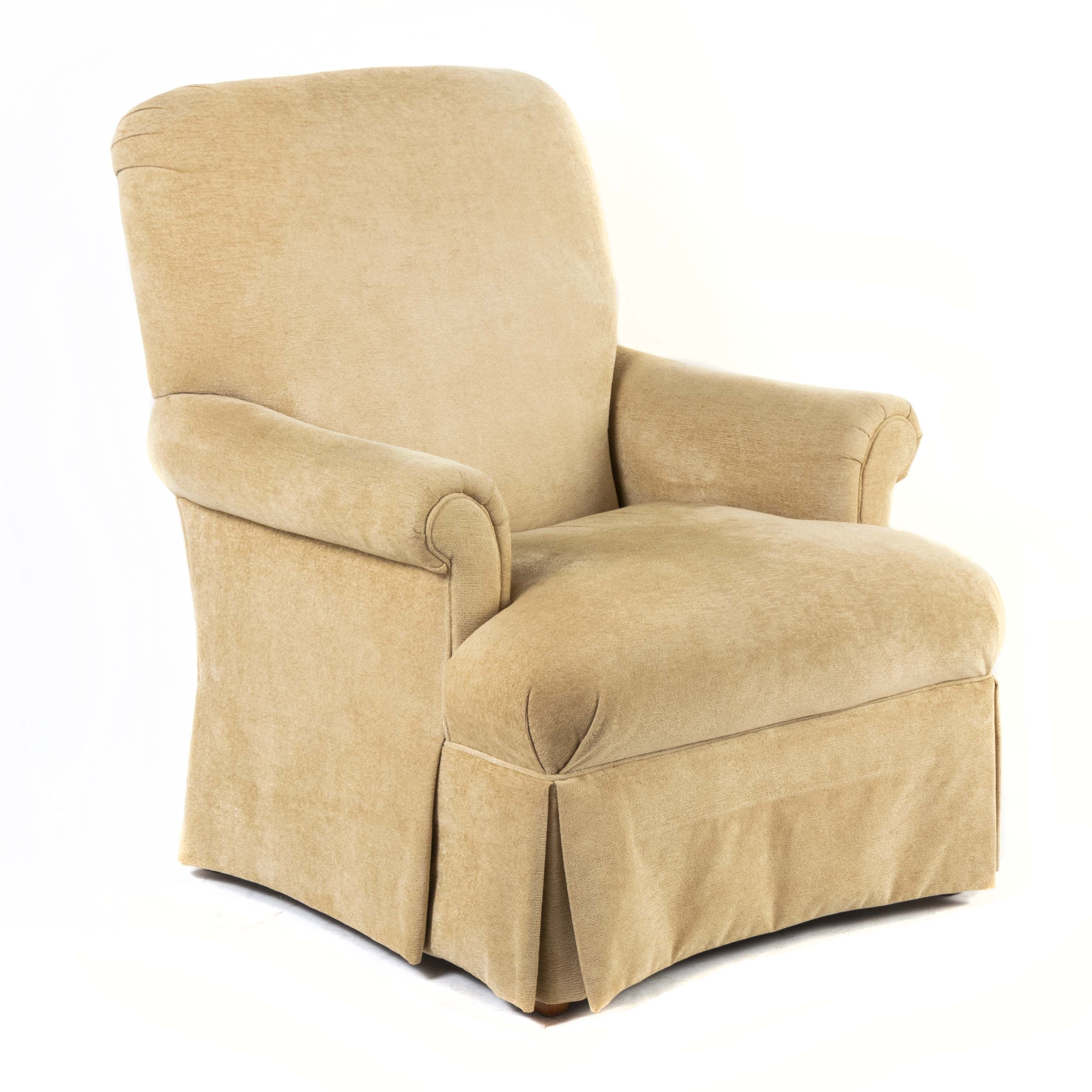 This Armchair From Pearson Makes A Lovely Accent Chair With A