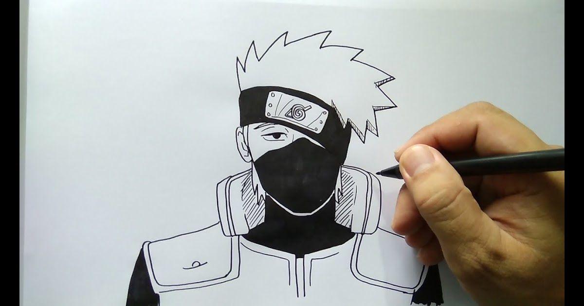 30 Gambar Lukisan Naruto Keren Cara Menggambar Kakashi Naruto Dengan Mudah Download Gambar Wallpaper Naruto Sasuke Naruto Di 2021 Gambar Anime Gambar Anime Naruto