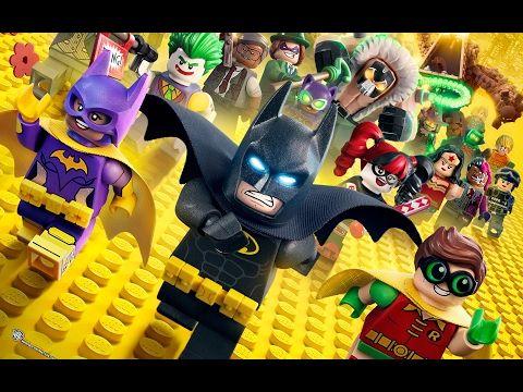 The LEGO Batman Movie ALL TRAILERS + MOVIE CLIPS - YouTube   Lego ...