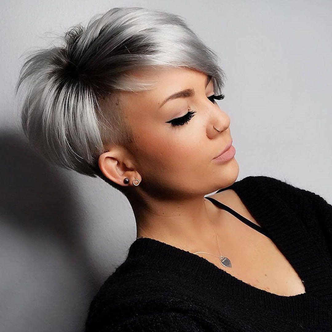 Wunderschöne Kurz Haar Modelle für Damen 2020 - Kurze Haare 2020