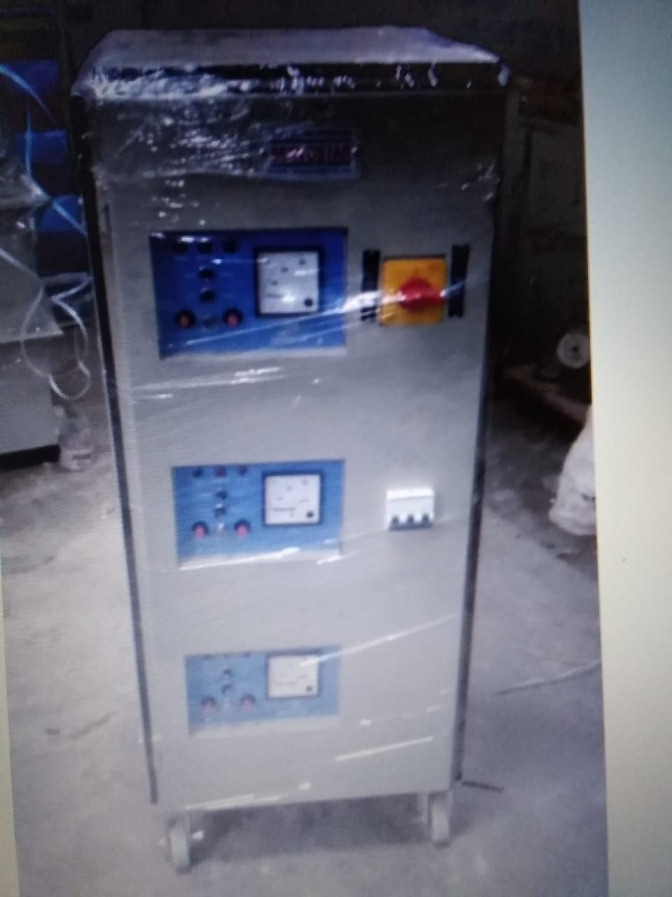 Servo Stabilizer 10kva Price In 2020 Stability Household Items The Unit