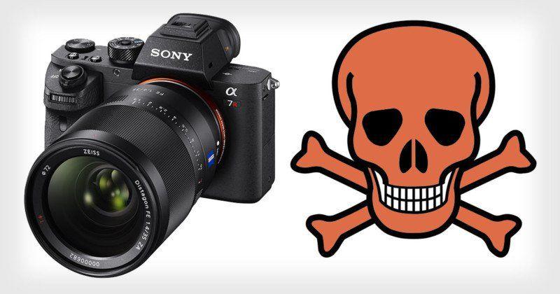 Sony r7 ii