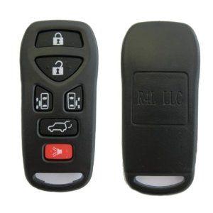 Remote Entry System Kits for Nissan Quest 2004-2009 Remote Control Car Key Fob 6 Button FCC ID KBRASTU51 Parts & Accessories