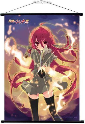 Shana III-Final-] B2 Anime Tapestry Shakugan no Shana