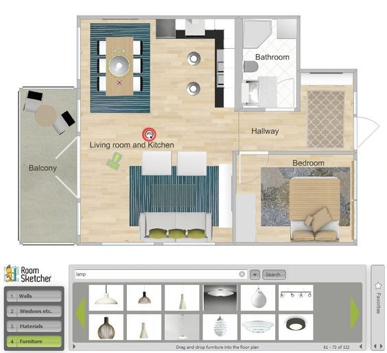 Review Of 3 Best Free Interior Design Softwares