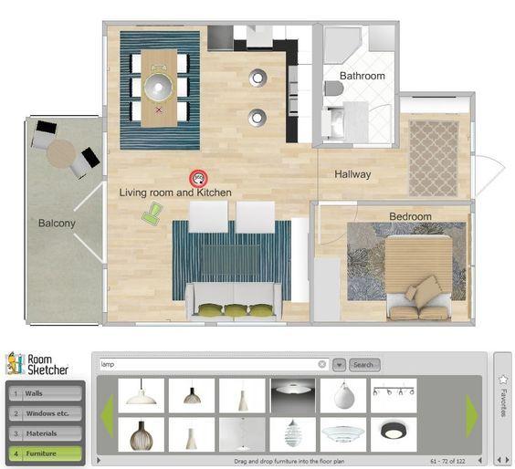 Home Interior Design Software: Free Interior Design Software, Free