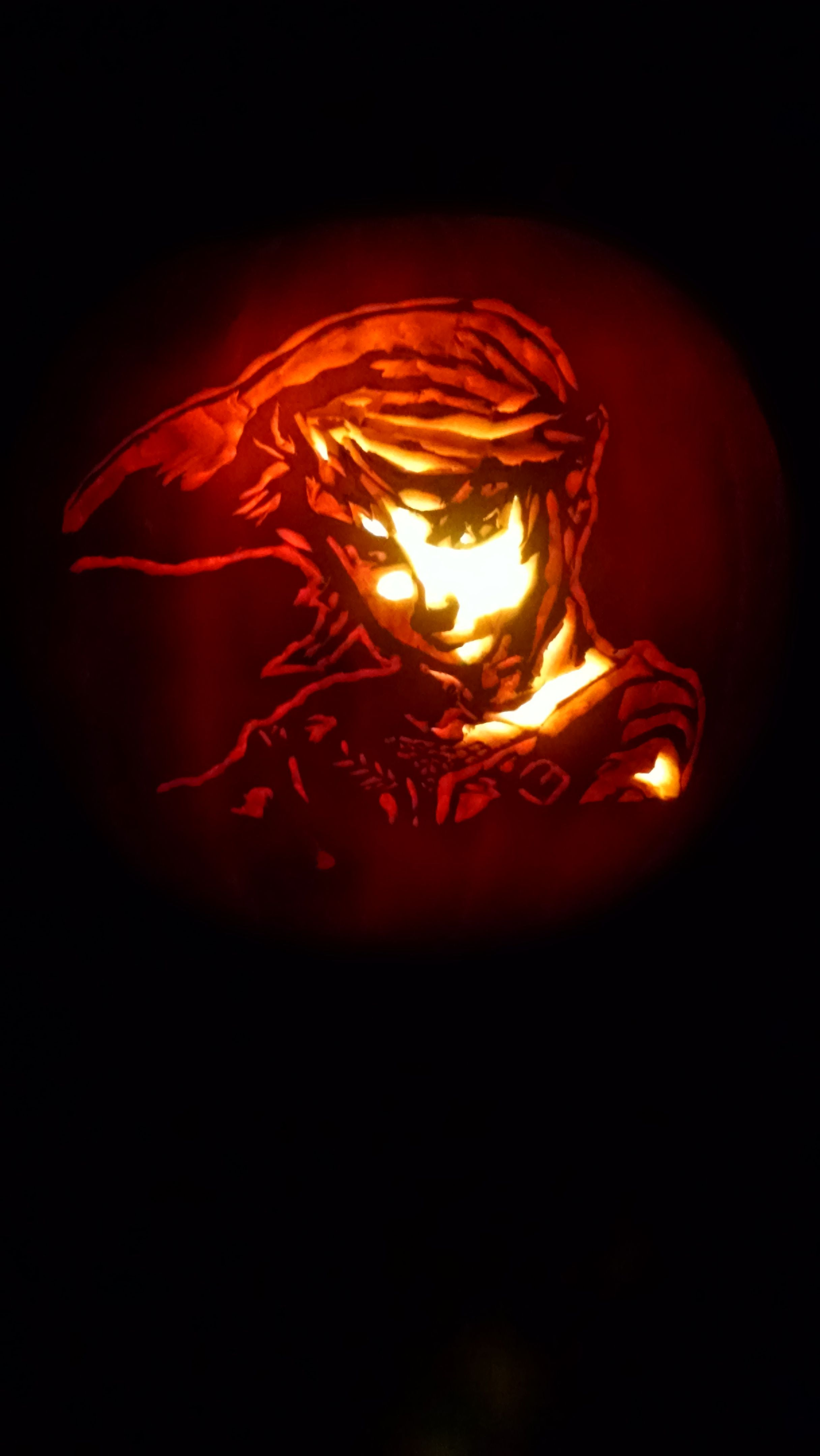 A link to the pumpkin video game fun pinterest pumpkin carving
