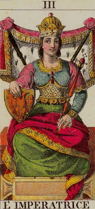 Empress III ~ Classic Tarot**