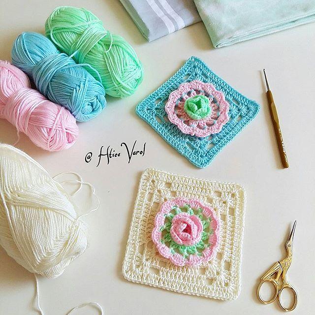 Hatice (hticevarol) | Crochet 1 | Pinterest | Festivales, Manta y Tejido