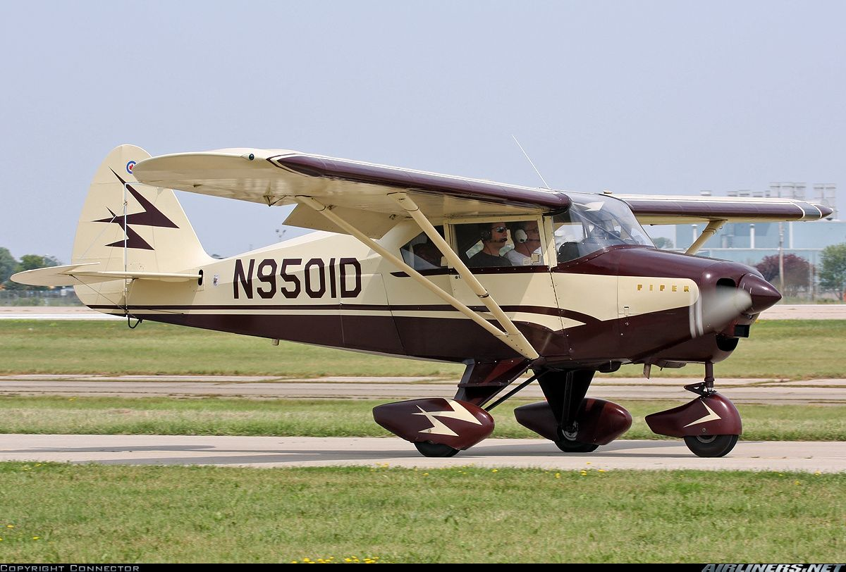 piper tri-pacer | Photos: Piper PA-22-160 Tri-Pacer Aircraft