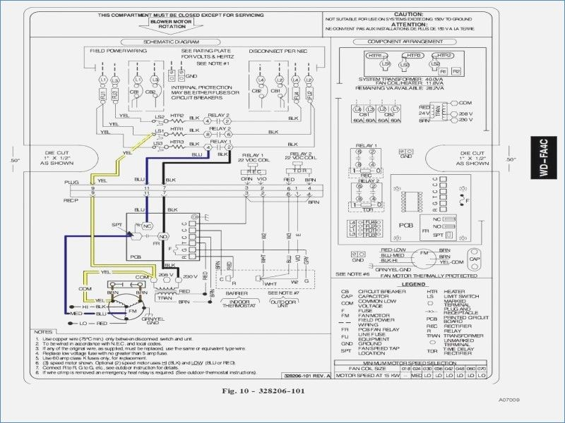 43 First Company Air Handler Wiring Diagram Az9n