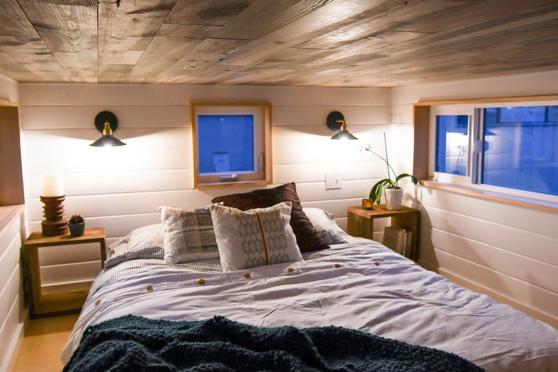 Family S Amazing 28 Kootenay Tiny Home On Wheels
