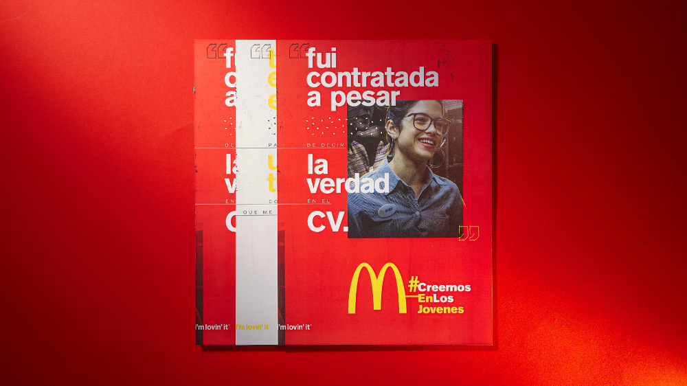 McDonald's Youth Employment on Behance in 2020 (With