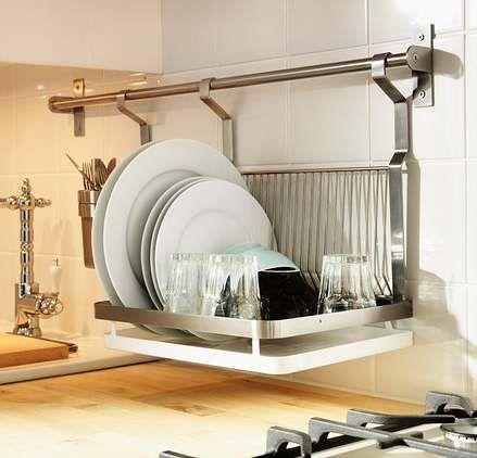 mantn la cocina organizada con la serie grundtal para cocinas de ikea