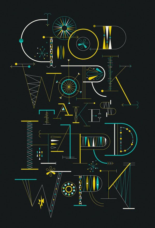 24 beautiful and creative typography graphic designs for your inspiration creative typography