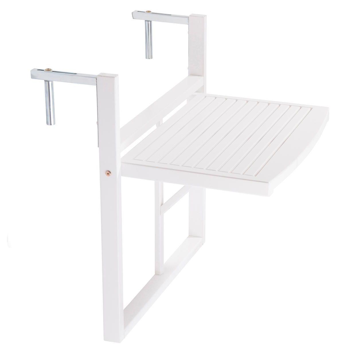 Balkonklapptisch weiss  LODGE Balkon-Klapptisch | Klapptisch, Klapptisch weiß und Brüstung
