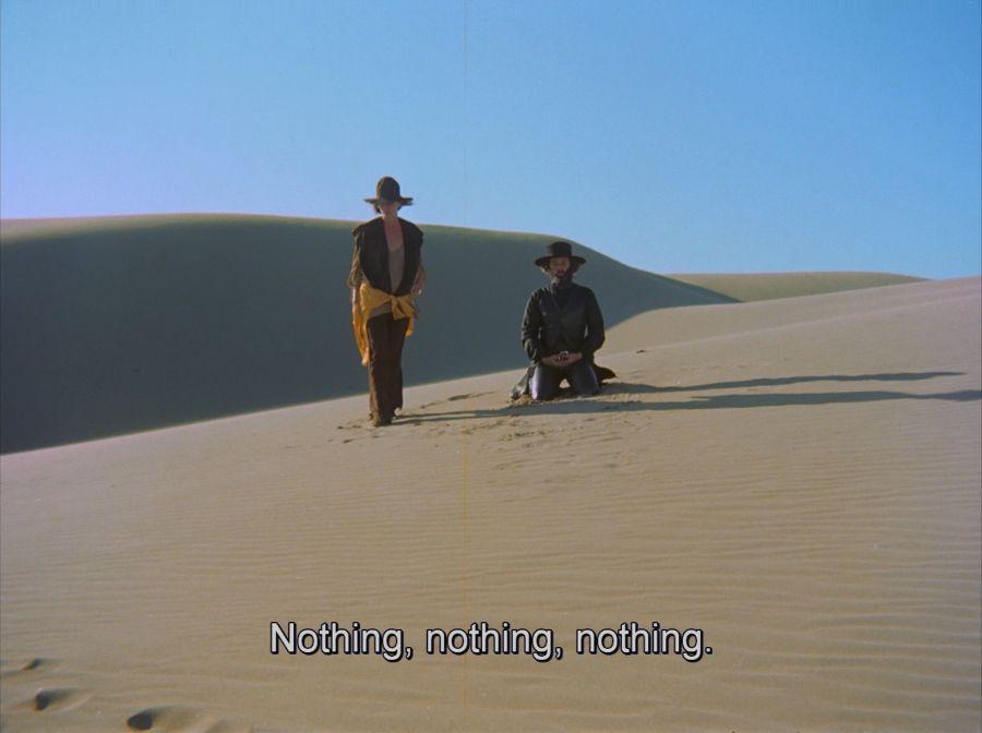 Alejandro Jodorowsky. El Topo, the Holy Mountain (2004