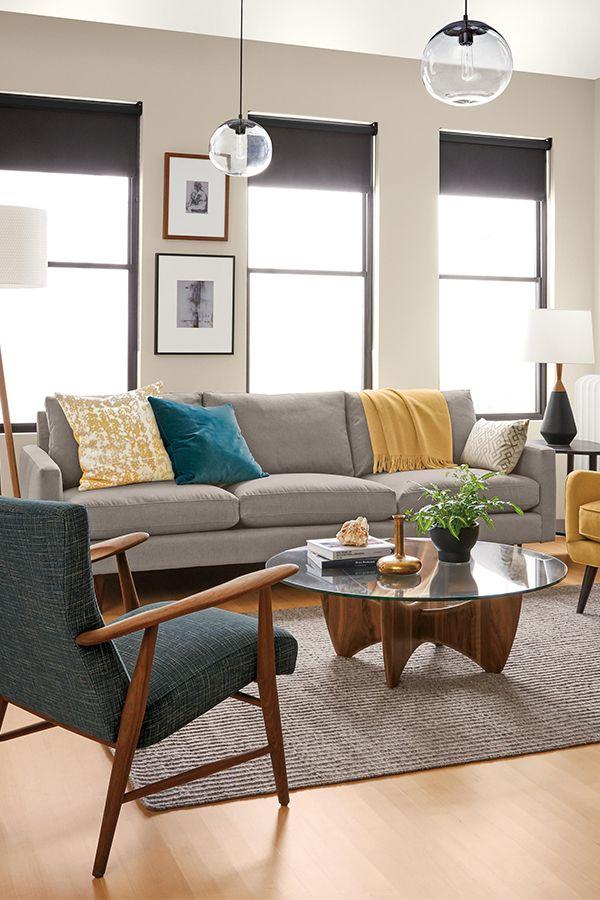 Jasper Sofas - Modern Sofas & Loveseats - Modern Living ...