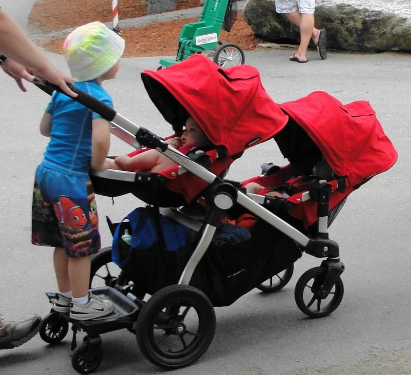 Baby Jogger City Select This Is The Stroller That We