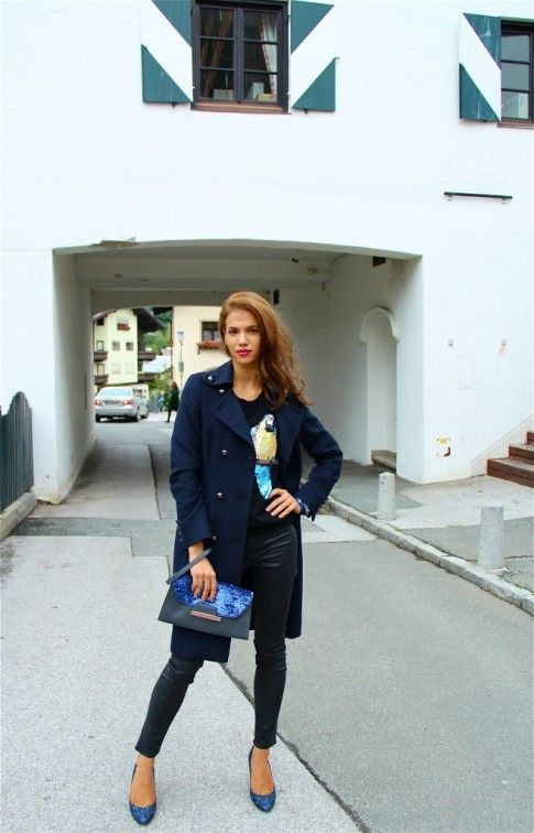 Glamorous in Kitzbühel