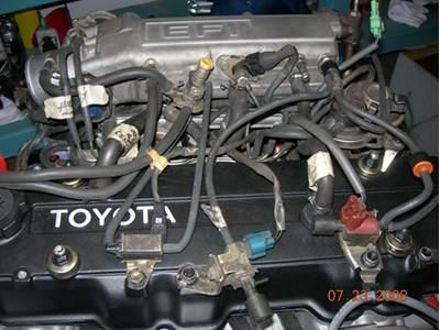 Toyota 22re Throttle Body Coolant Hose Diagram Guide And