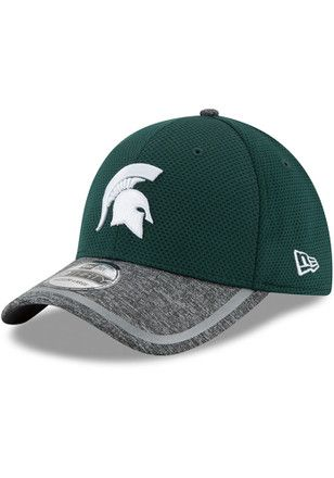 Men's Nike Green Michigan State Spartans 2019 Student T Shirt