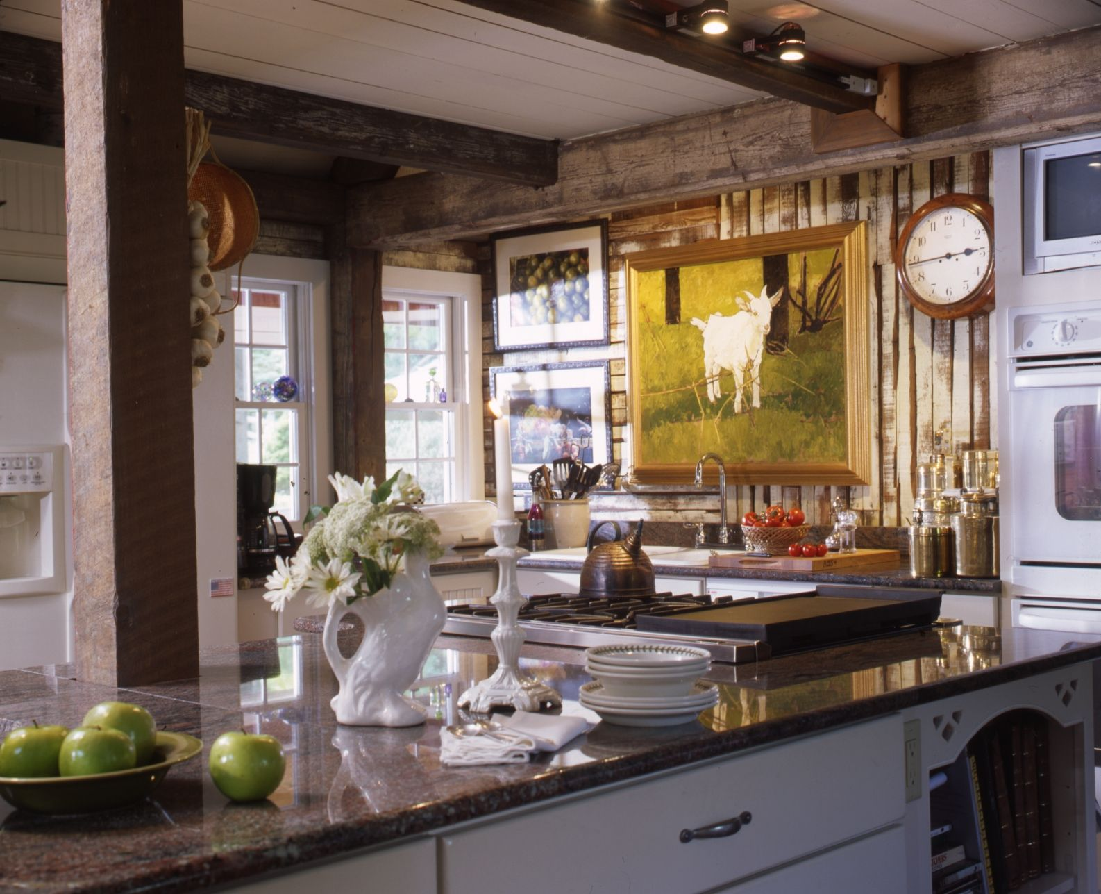 Rustic Kitchen Nuance for Modern House | French country kitchens ...