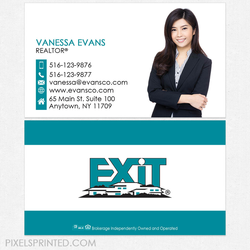 Exit business cards business cards exit cards realtor business exit business cards business cards exit cards realtor business cards realty business colourmoves Image collections