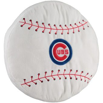 The Northwest Company Chicago Cubs 3D Sports Pillow  258b52c92ef3