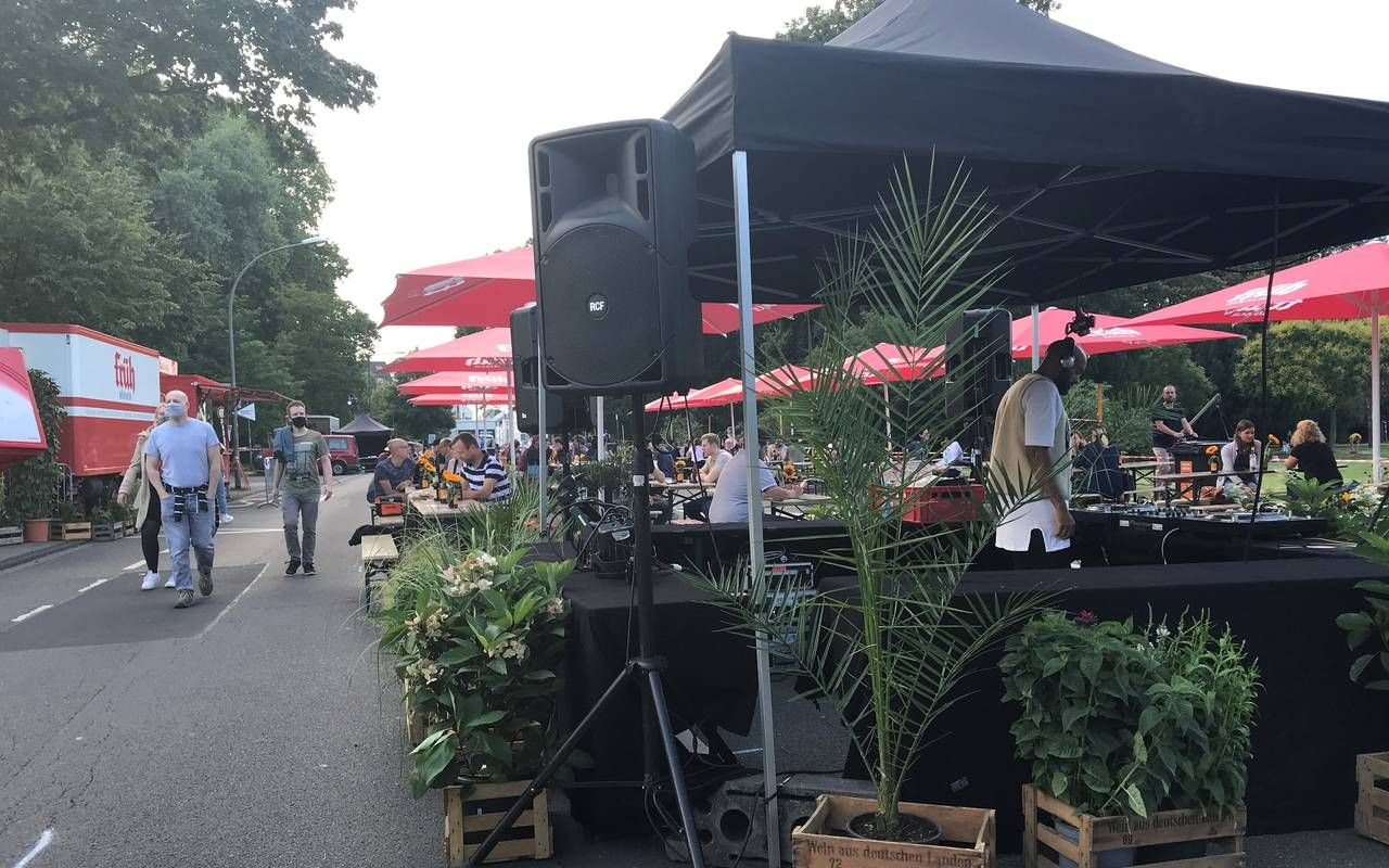 Biergarten Köln