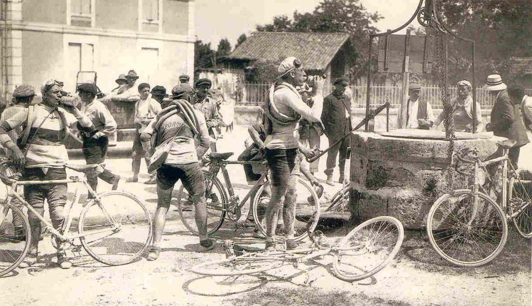 Ciclisme de veritat....