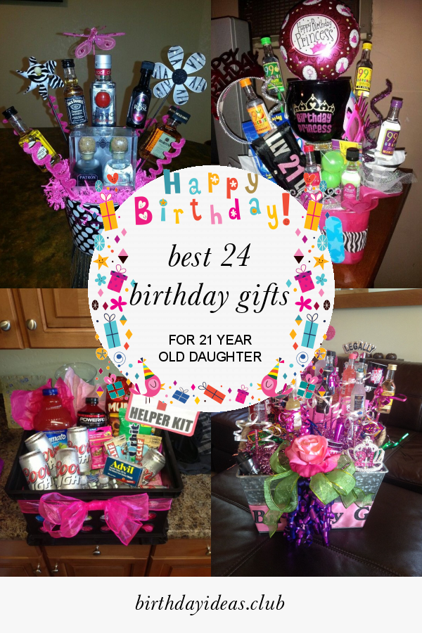 Birthday Gifts For 21 Year Old Daughter New 21 Year Old Birthday Girl T Got All The Supplies At 24 Birthday Gifts Birthday Birthday Gifts