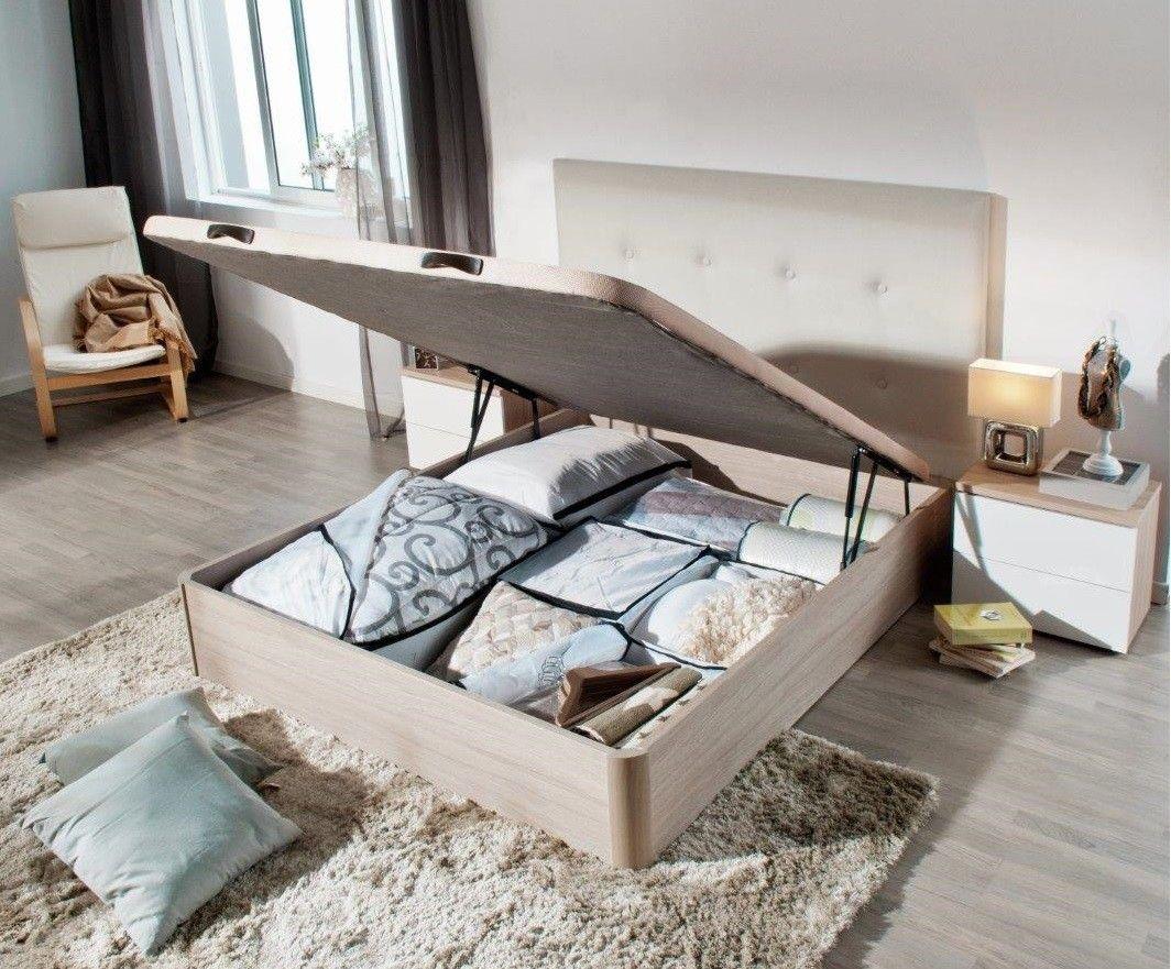 Canapé roble WOODBOX PLUS 3D – Conforama - 229 | Camas | Pinterest