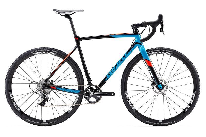 Tcx Slr 1 2017 Giant Bicycles Canada Giant Bicycle Bike Riding Benefits Cyclocross Bike