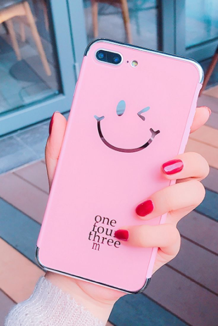 Smile Iphone 6 Iphone 6 Plus Iphone 7 Iphone 7 Plus Protective Case For Cute Girl Appleiphone6 Iphone Cases Case Cute Phone Cases