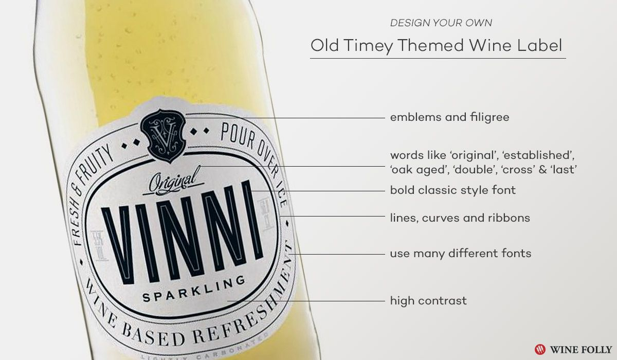 Design Great Custom Wine Labels With These Tips  Wine Label