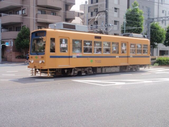 #Toden Arakawa Line, The Only Tram in Tokyo