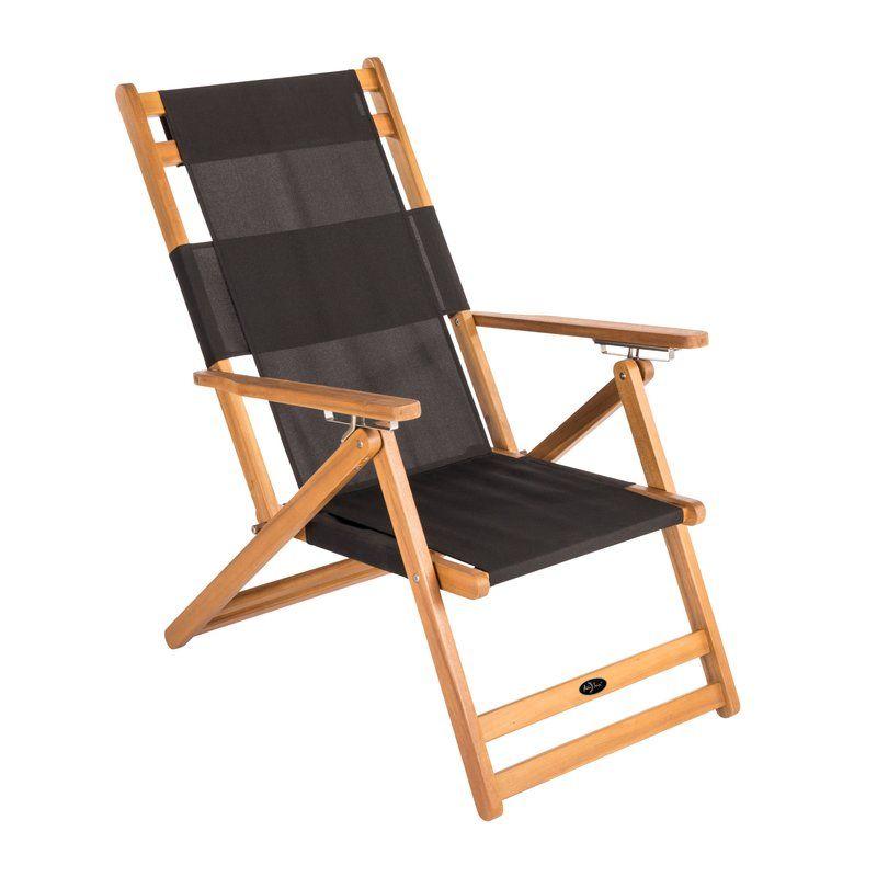 Varadero Reclining Beach Chair Beach Chairs Chair Folding Beach Chair