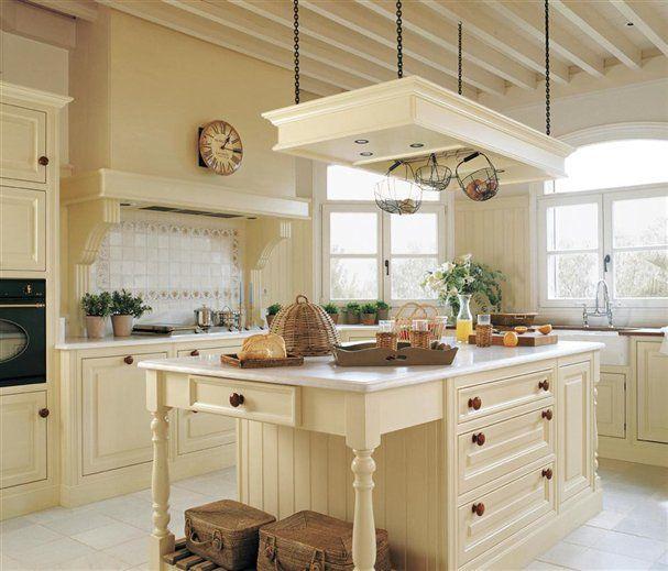 cocinas con isla cocinas muy prcticas elmueblecom cocinas y