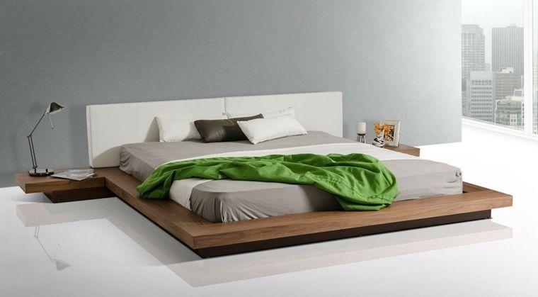 lit estrade bois idee chambre postelja en 2019 pinterest lit mobilier de salon et lit bois. Black Bedroom Furniture Sets. Home Design Ideas