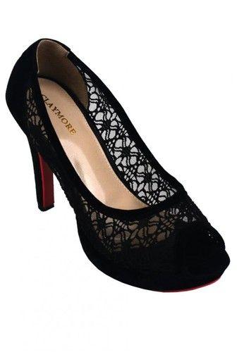 Jual Sepatu Wanita Murah Dan Berkualitas Claymore High Heels Mz