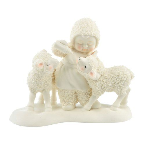 Snowbabies Classics Little Lambs Figurine, 5-Inch | Tinkerbell Central The place for Tinker Bell fans