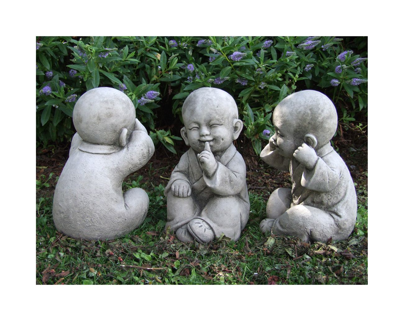 Garden Ornaments By Onefold Professionally Made 400 x 300