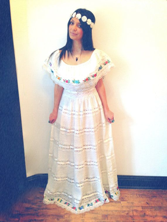 mexican style wedding dresses Spanish Bridal Fashion with