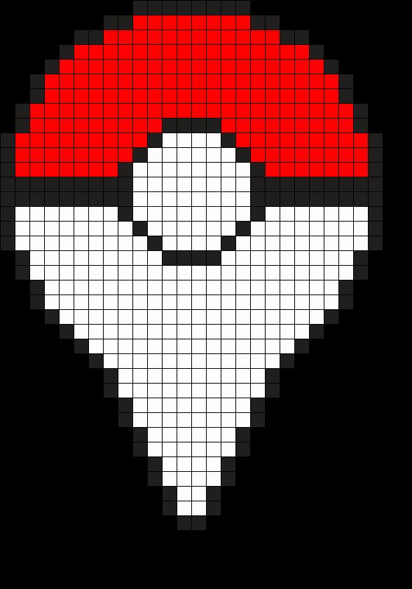 Pokemon_go_dreamcatcher by Caramel_Kame on Kandi Patterns | Pixel ...